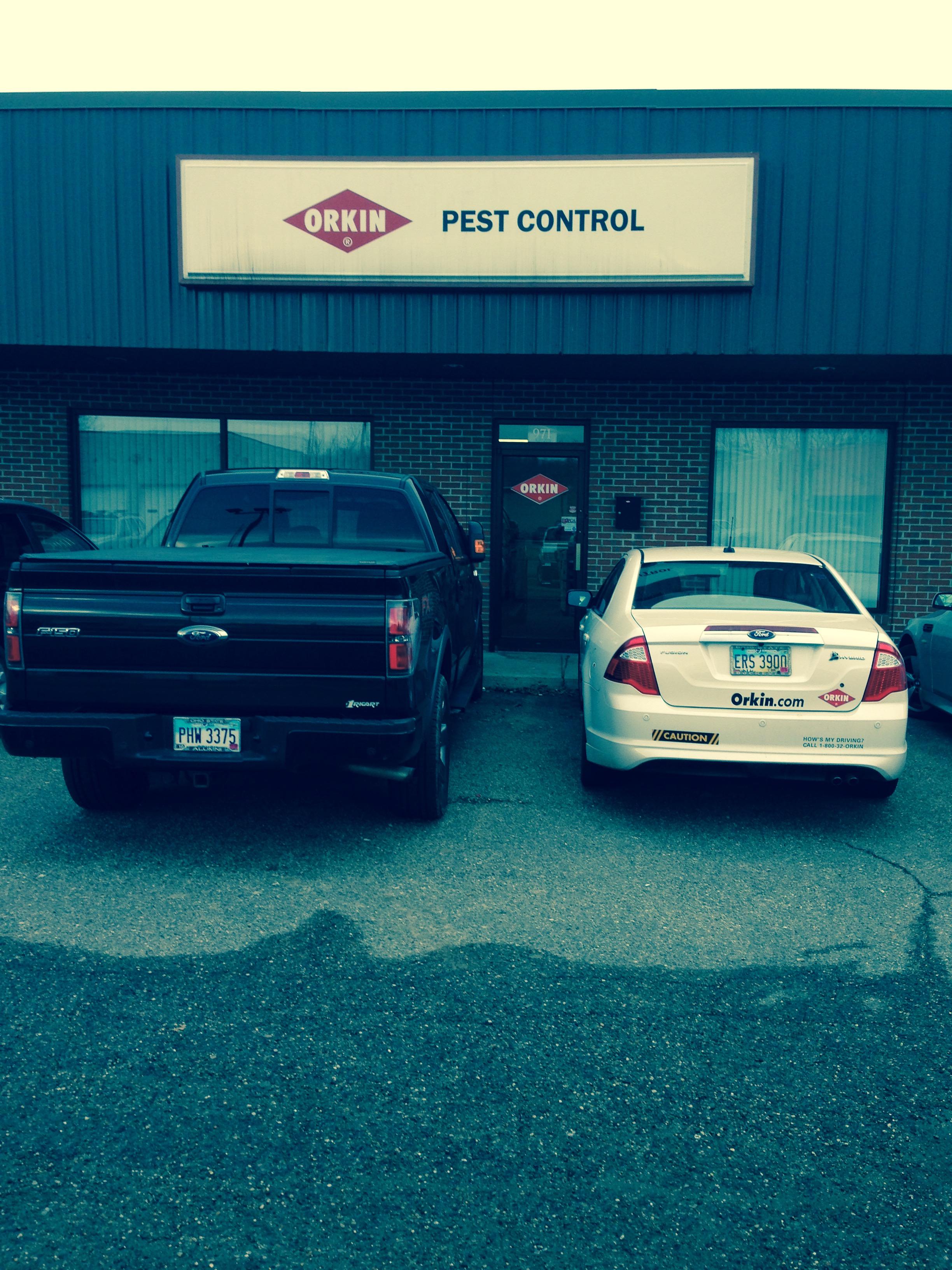 Orkin Pest & Termite Control 971 Linden Ave, Zanesville, OH