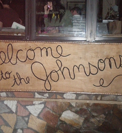 Welcome To The Johnsons - New York, NY