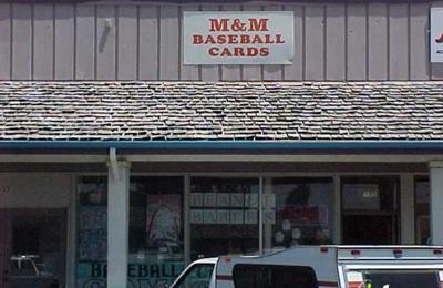 M & M Cards & Comics - San Leandro, CA