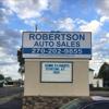 Robertson Auto Sales
