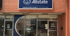 Allstate Insurance Agent: Aaron Gable - New Orleans, LA