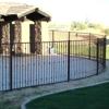 Olson Pool Fence