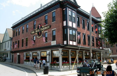 The Red Parrot - Newport, RI