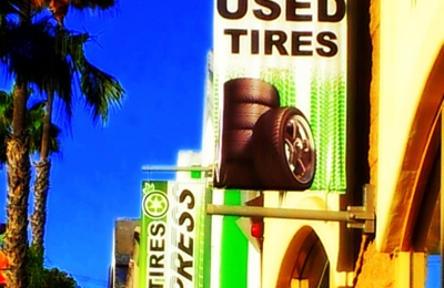 Used Tires Express - Culver City, CA