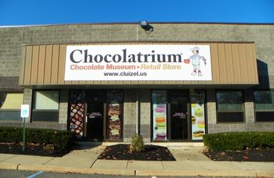 Michel Cluizel Chocolate Museum and Store - West Berlin, NJ