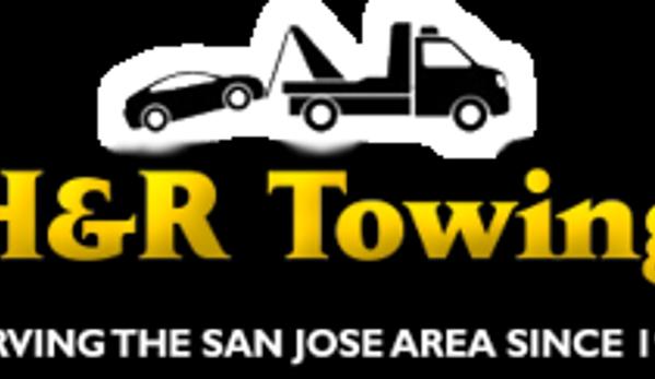 H  & R Towing - San Jose, CA