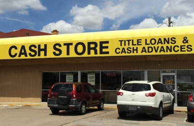 Cash Store - Irving, TX