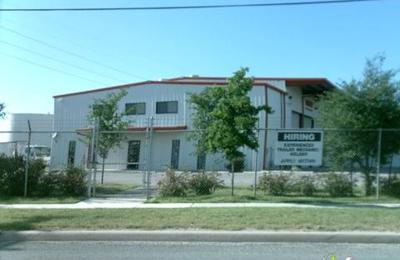 Trump Equipment Co Inc - San Antonio, TX