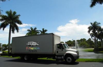 4 Friends Moving North Palm Beach - North Palm Beach, FL