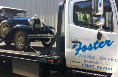 Foster Wrecker Service - Center Point, AL
