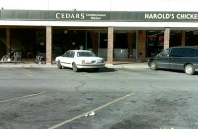 Cedars Mediterranean Kitchen - Chicago, IL