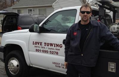 Love Towing - Logan, UT