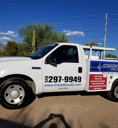 Code Blue Plumbing Heating & Cooling - Tucson, AZ