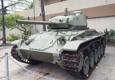 US Army Museum Of Hawaii - Honolulu, HI. US light tank