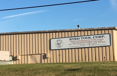 Byrd Tool Corp - Leitchfield, KY. Outside Byrd Tool