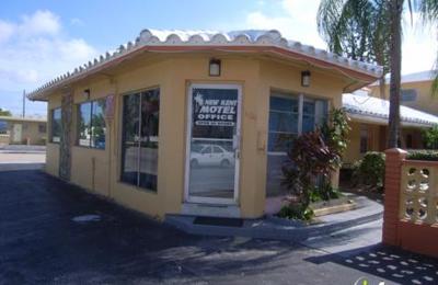 New Kent Motel - Hollywood, FL