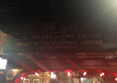 Fein Joseph Caterers Inc - The Court of Two Sisters - New Orleans, LA