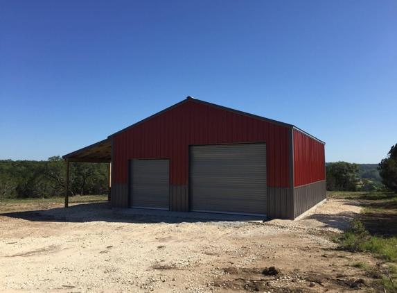 ARK-LA-TEX Shop Builders of Texas - New Braunfels, TX