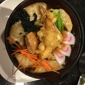Orient House Chinese and Japanese Restaurant - Modesto, CA. Udon dinner
