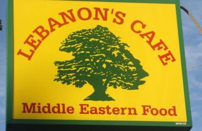Lebanon's Cafe - New Orleans, LA