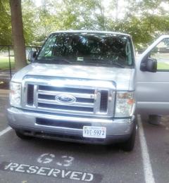 Apple Car Rental - Arlington, VA. Van