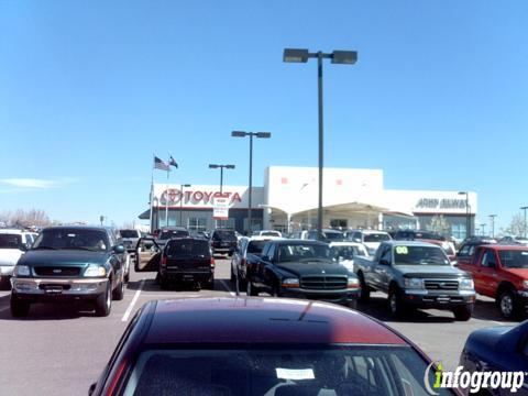 AutoNation Toyota Arapahoe Service Center 10531 E Arapahoe Rd Suite 1,  Centennial, CO 80112   YP.com