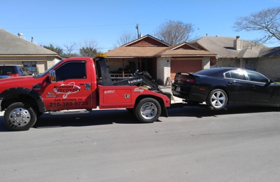 Midnight Recovery and Towing - San Antonio, TX