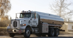 Crowley Fuels - Valdez Fuel Delivery - Valdez, AK
