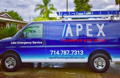 Apex Plumbing and Drain | Professional Plumber - Huntington Beach, CA