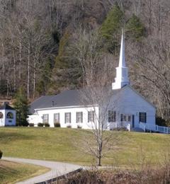 Cow Creek Presbyterian Church - Booneville, KY