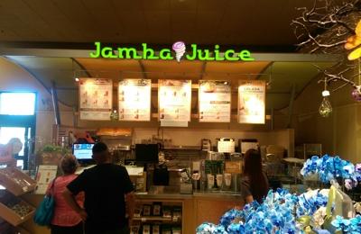 Vons - Burbank, CA. Jamba Juice kiosk inside