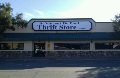 St Vincent de Paul Thrift Store - Patterson, CA