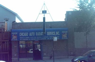 Chicago Auto Radiator Service Inc - Chicago, IL