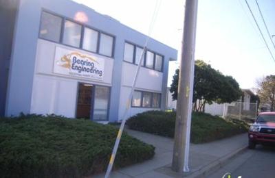 Bearing Engineering Company 667 Mccormick St, San Leandro