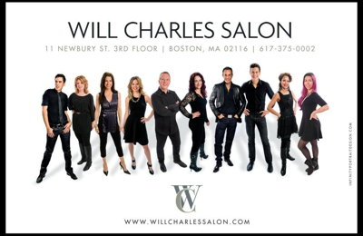 Will Charles Salon - Boston, MA