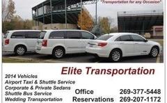 Elite Transportation Kalamazoo Mi.