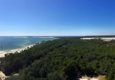 Pensacola Lighthouse & Museum - Pensacola, FL. The panoramic view from the top of the lighthouse.