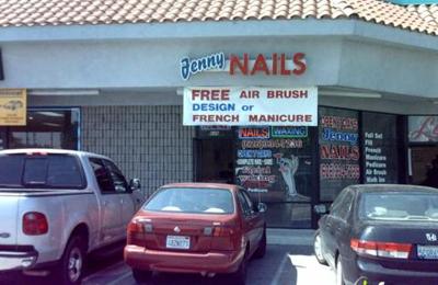 Jenny Nails - Azusa, CA