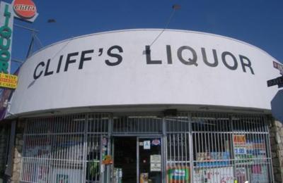 Cliff's Liquor - Lancaster, CA