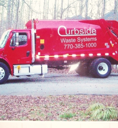 Curbside Waste Systems 1975 Old Covington Rd Ne Conyers