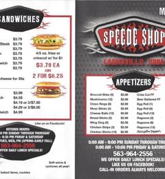 Speede Shop - Garnavillo, IA