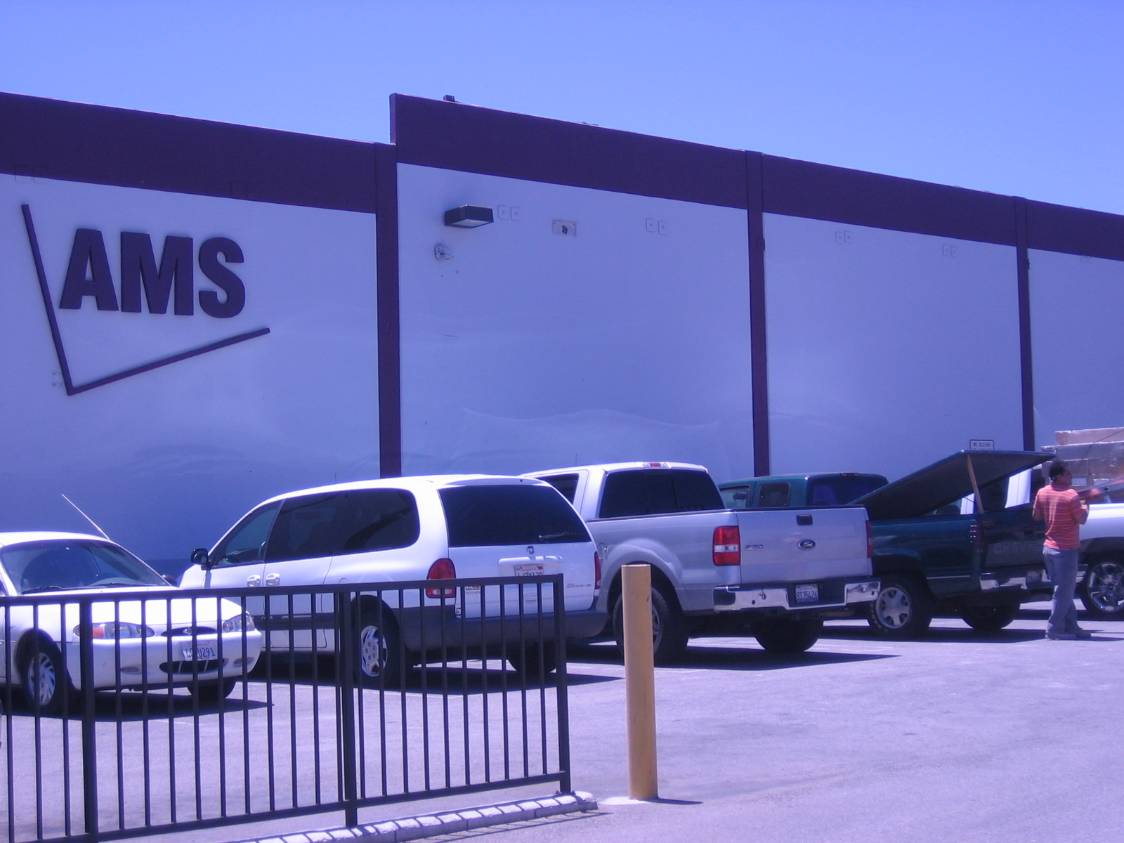 Ams Acoustical Material Services 7945 Orion Ave Van Nuys Ca 91406 Yp