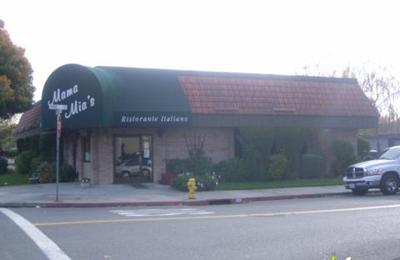 Mama Mia's Italian Restaurant - Campbell, CA