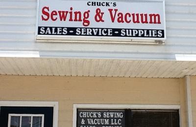 Chuck's Sewing and Vacuum LLC - Vero Beach, FL