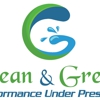 Clean & Green Surfaces Performance Under Pressure