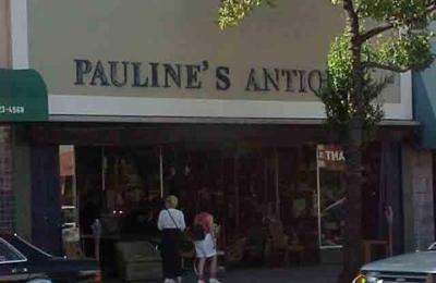 Paulines Antiques - Alameda, CA