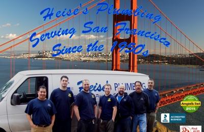 Heise's Plumbing - San Francisco, CA
