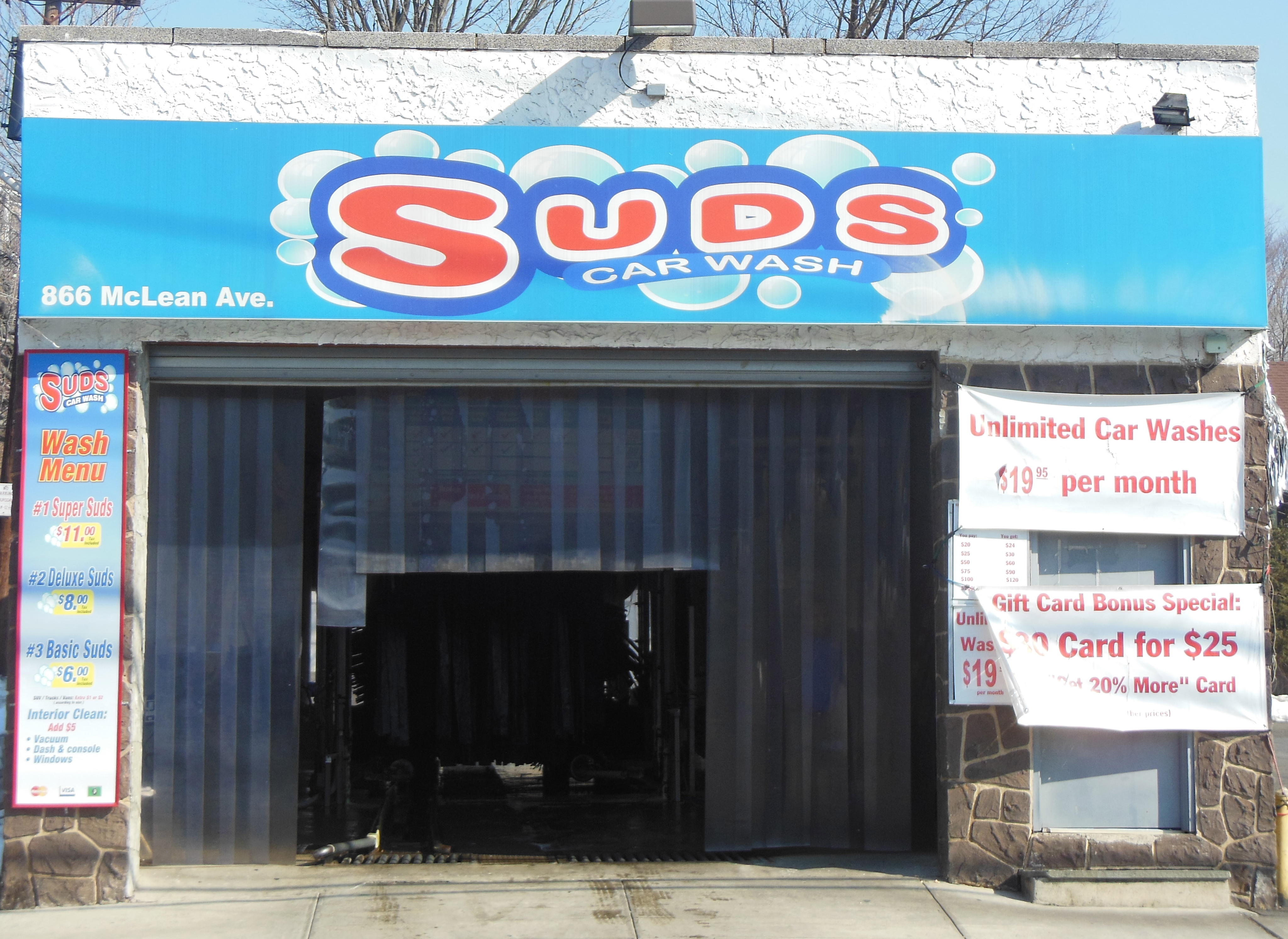 Suds car wash 866 mclean ave yonkers ny 10704 yp solutioingenieria Image collections