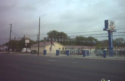 El Paisano Motel - San Antonio, TX