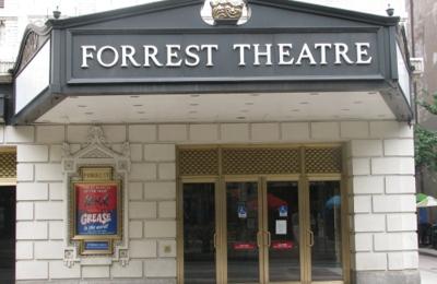 Forrest Theatre - Philadelphia, PA